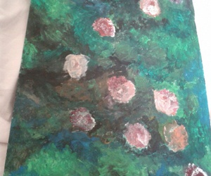 art, blumen, and sommer image