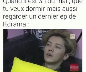 drama, meme, and luhan image