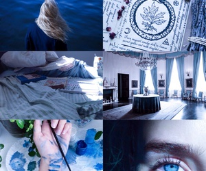 aesthetic, books, and harry potter image