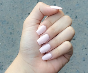 classy, long nails, and luxe image
