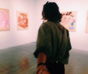 art, grunge, and couple image