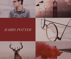 harry potter and aesthetic image