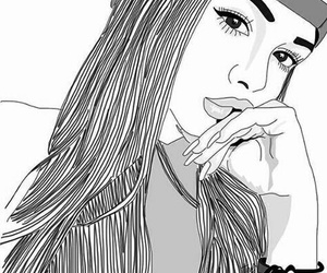 outline, drawing, and draw image