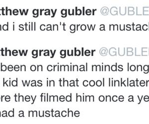 criminal minds and matthew gray gubler image