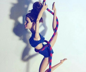 barbie and aerial silk image