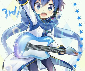 azul, blue, and kaito image