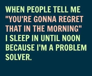 funny, quotes, and sleep image