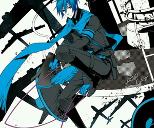 kaito, vocaloid, and love is war image