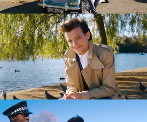 louis, one direction, and night changes image