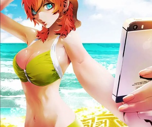 anime, the breaker: new waves, and anime girl image