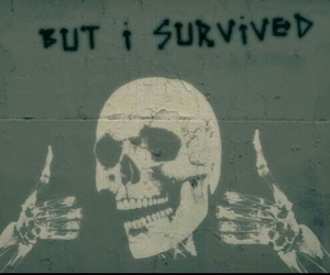 alive and survive image