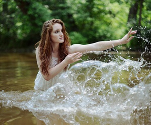 magic, power, and water image