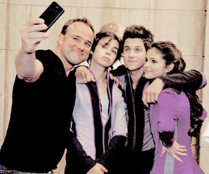 selena gomez, david henrie, and wowp image