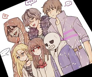rpg, sans, and zack image