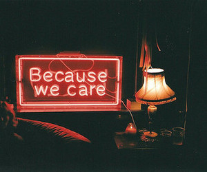 care, quotes, and depressed image