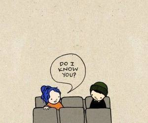 eternal sunshine of the spotless mind, movie, and couple image
