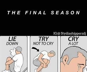 funny, teen wolf, and final season image