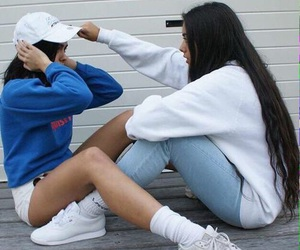 aesthetic, friendship, and tumblr image