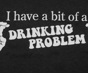 drinking, problem, and alcohol image