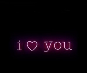 I Love You, quote, and sayings image
