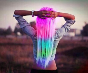 cool and hair image