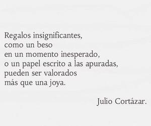 love, frases, and julio cortazar image