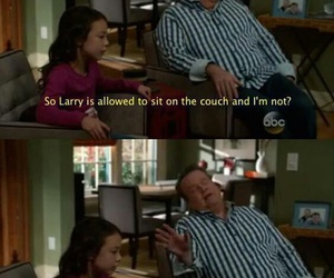 funny, lily, and modern family image