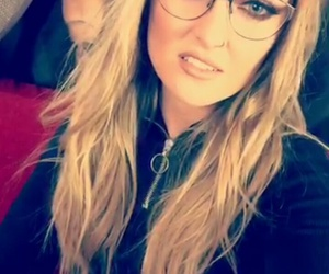 perrie edwards, little mix, and glasses image