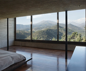 room, bed, and design image