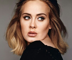 Adele, singer, and hello image