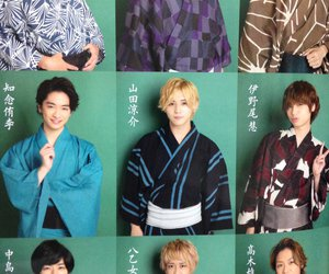 jpop and hey say jump image
