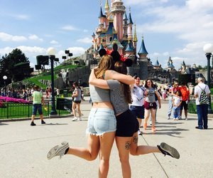 best friend and disney image