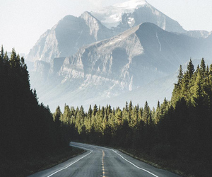 mountains, beautiful, and nature image