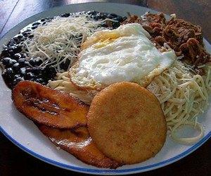 comida, cultura, and venezuela image