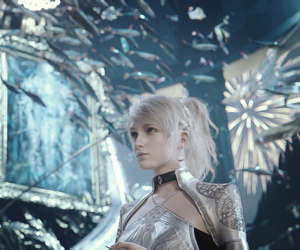 luna and final fantasy xv image