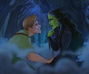 love, wicked+, and elphaba+ image