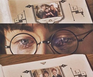 harry potter, book, and james potter image