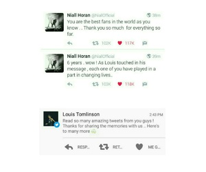 niall, one direction, and louis image