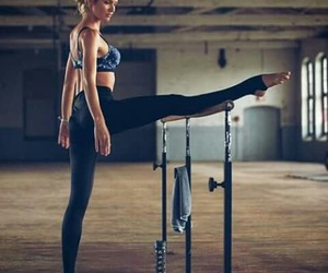 fitness, dance, and fit image