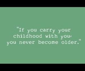 childhood, quotes, and young image