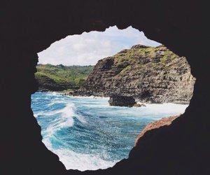 travel, hawaii, and ocean image