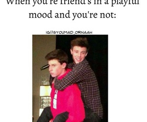 cameron dallas, shawn mendes, and funny image