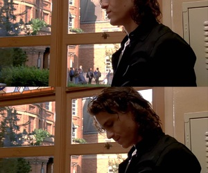 10 things i hate about you, patrick verona, and heath ledger image