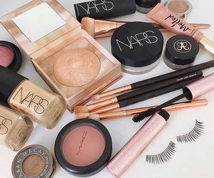 makeup, nars, and beauty image
