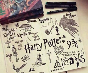 harry potter ~ image