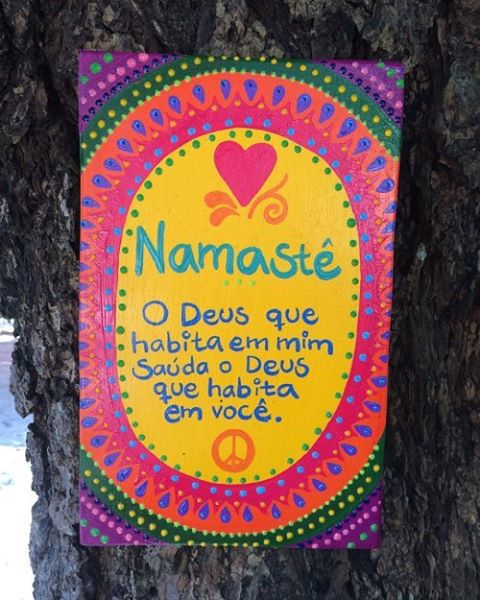 hippie, positive vibrations, and yoga image