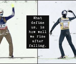 austria, norway, and ski jumping image