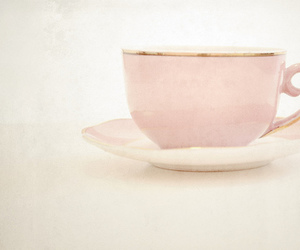 pink, photography, and tea image