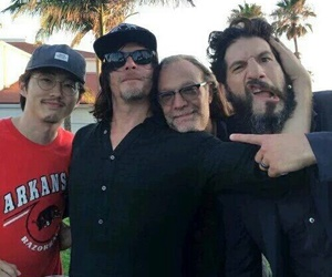the walking dead and comic con san diego image