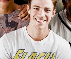 Hot, the flash, and barry allen image